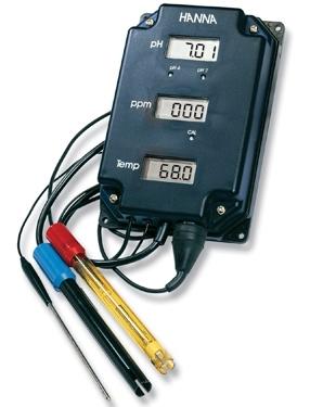 Hanna pH/TDS/Temperature Monitor