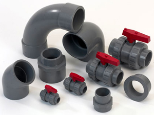 1.5 Inch Pressure Pipe And Fittings For Koi Ponds And Koi Pond Filtration