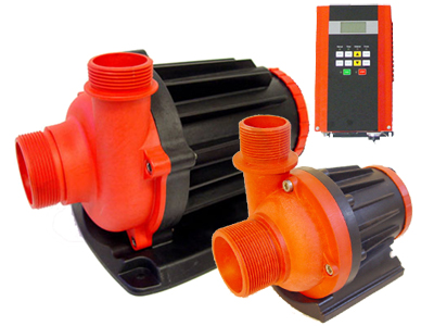Red Devil II Titanium Pump and Control Unit